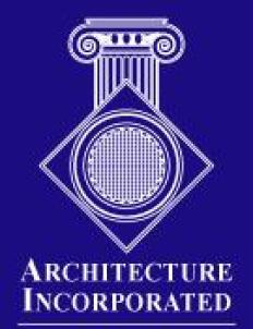 Architecture, Incorporated Logo