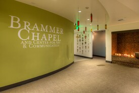 Brammer Chapel and Center for Art & Communication