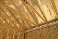 Radiant Barrier Sheathing from Ainsworth