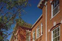 parker flats at gage school, washington, d.c.