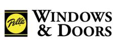 Pella Window & Doors Logo