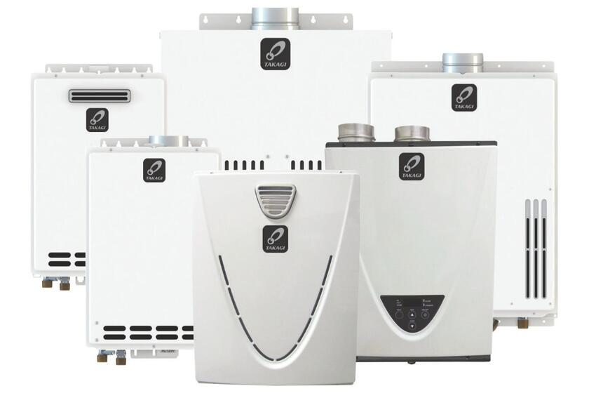 Safe & Efficient: Takagi Ultra-Low NOx Water Heaters