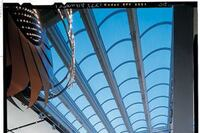 Continuous Vault Skylight System From Oldcastle Glass Naturalite