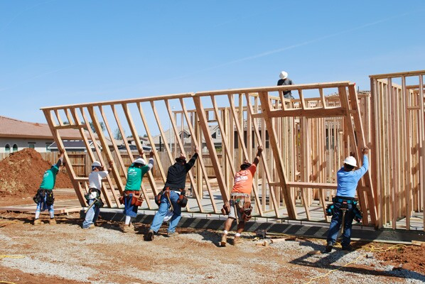 home building labor shortages constrain capacity and new home inventory