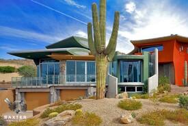 Scottsdale Arizona Modern Desert Villa