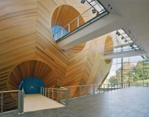 Experimental Media and Performing Arts Center, Rensselaer Polytechnic Institute, Troy, N.Y.