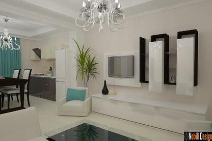 Design interior living casa Galati