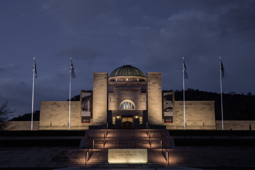 The Australian War Memorial, Canberra, Australia