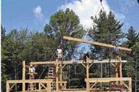 Running a Timber-Framing Business