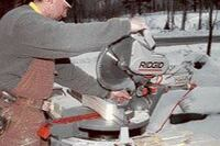 Toolbox: Ridgid 12-inch compound miter saw