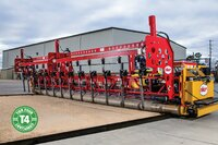 Triple Roller Tube Paver from Allen Engineering