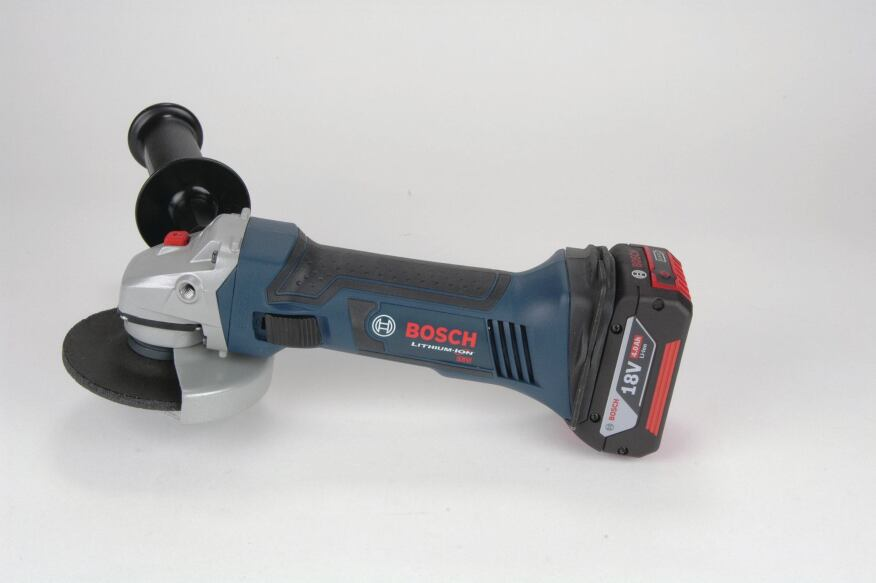 18 Volt Cordless Angle Grinders Tools Of The Trade