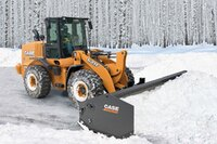 Sectional Snow Pushers from Case