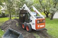 1.8-liter non-DPF S450 skidsteer loader from Bobcat
