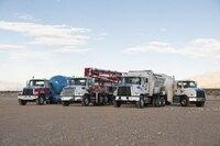 Freightliner's line of Severe Duty Trucks