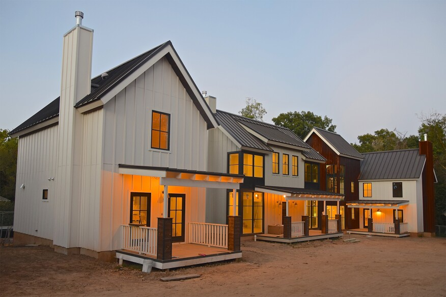 Black Apple Pocket Community Brings High Performance Homes