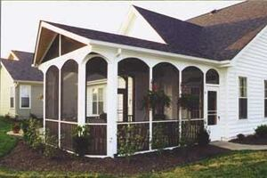 Building Screened Porches