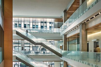 New College of Law Building Designed to Become Intellectual Multi-use Hub, Encourages Interaction and Synergy