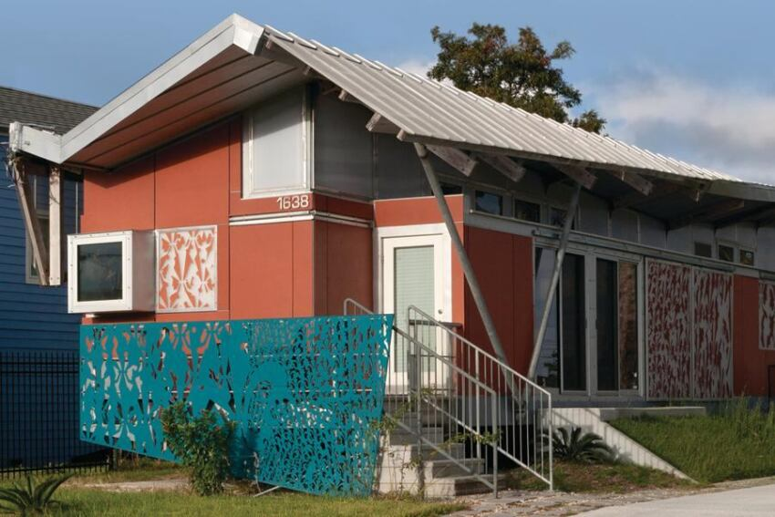 Case Study: Starting Over in the Lower Ninth Ward