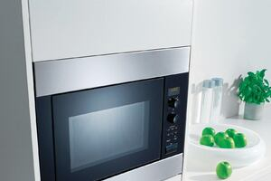 Miele's Chef Series Microwave Oven