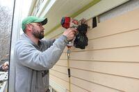 Rainscreen Clapboard Siding for an Energy-Efficient Island Remodel