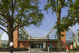 Maryland House and Chesapeake House Travel Plazas
