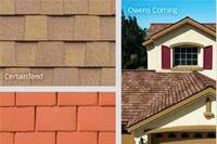 Tamko, Owens Corning and CertainTeed Corp. Reflective Roofing