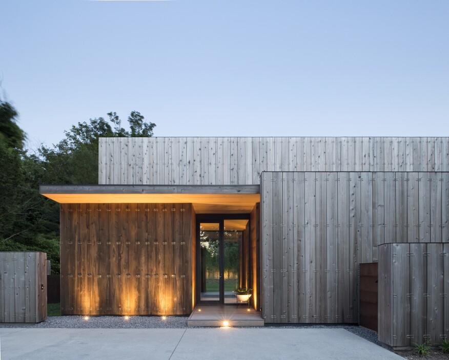 Elizabeth II, Bates Masi + Architects, Amagansett, N.Y.