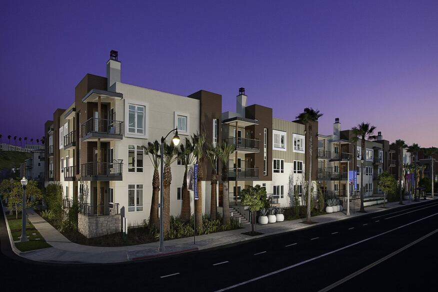 KB Home's 52-unit Primera Terra is the builder's first LEED-Platinum community.