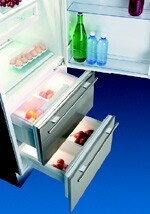 Sub-Zero was one of the first manufacturers to start the drawer trend with its 700 series of refrigerator/freezer drawers.