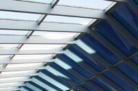 Wasco Skylights with SageGlass