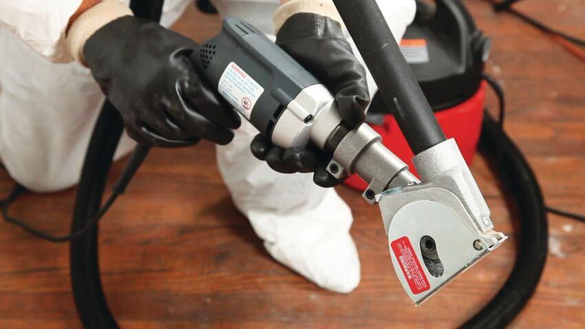 Kett Tool Vacuum Saw