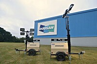 Doosan Portable Light Towers