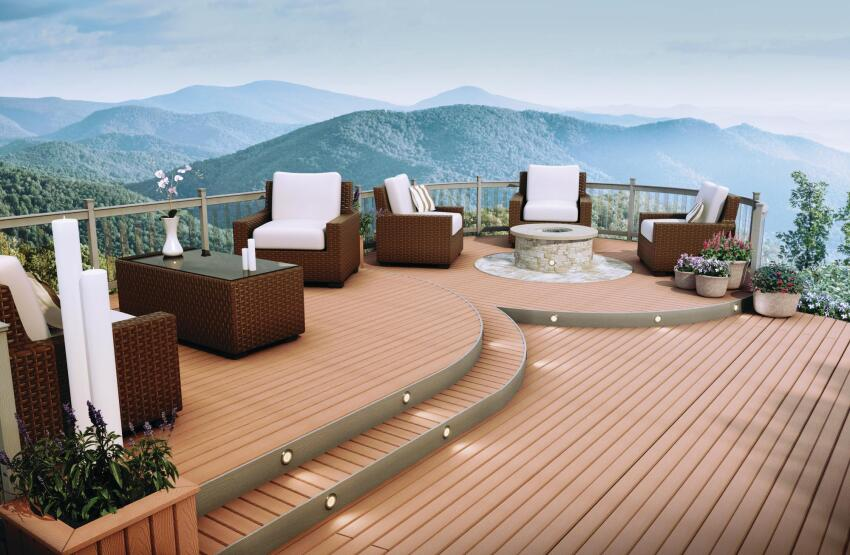Guardian Building Products GuarDeck Composite Decking