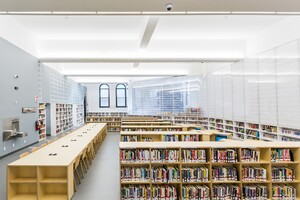 Brooklyn Heights Interim Library