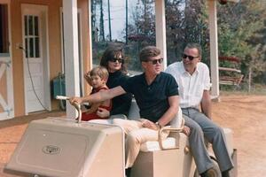 For Sale: Jackie Kennedy's Dreams of The Perfect Home