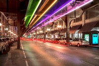 Wabash Lights' to Illuminate Chicago's Elevated Tracks