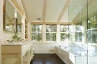 Upper Peninsula Residence Bath by Albertsson Hansen Architecture