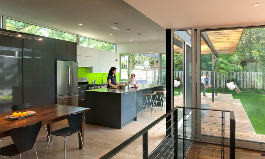 Casa Abierta, designed by Kube Architecture.