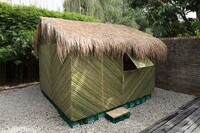 A New Exhibition Showcases Shigeru Ban's Emergency Shelters
