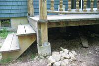 Better Deck Piers