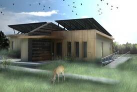 2013 Solar Decathlon: Canopy House