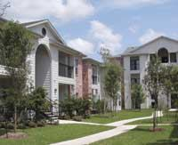 The 344-unit Villas at Coronado is among the new Houston projects enjoying great interest.