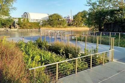 Gowanus Canal Sponge Park Masterplan