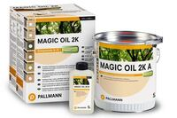 Earn LEED Points and a Fine Finish with Magic Oil 2K