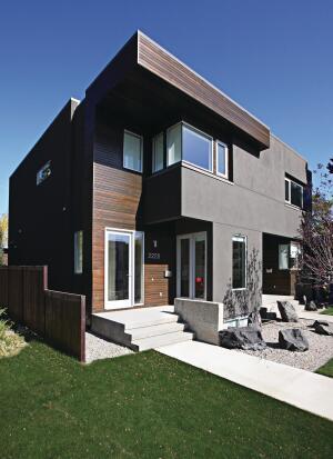 South Calgary Duplex