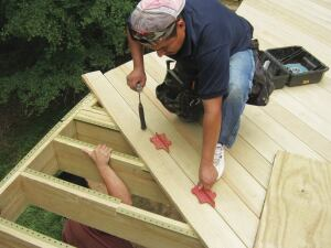Wood Decks That Last Professional Deck Builder Lumber