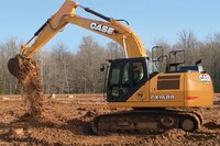 New Excavators from Case