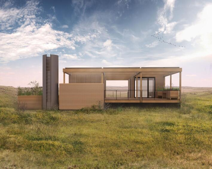 Solar Decathlon NexusHaus