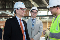 Injury Statistics 'Underscore the Urgent Need' for Employee Protection, Labor Sec. Perez Says